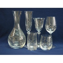 Чаши със Сваровски елементи