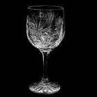 Кристална чаша гоблет № 34281 Продуктът временно е изчерпан!!!