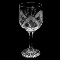 Кристална чаша гоблет № 34466 Продуктът временно е изчерпан!!!