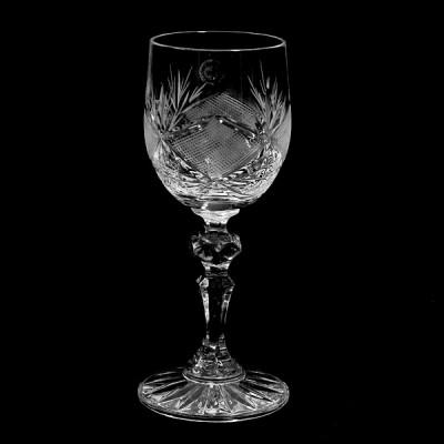 Кристална чаша за бяло вино № 34084