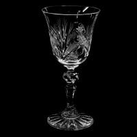 Кристална чаша за бяло вино № 34092 Продуктът временно е изчерпан!!!