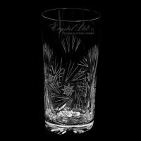 Кристална чаша за газирани напитки № 34001 Продуктът временно е изчерпан!!!