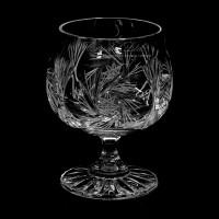 Кристална чаша за коняк № 34078