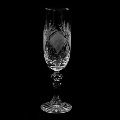 Кристална чаша за шампанско № 34082
