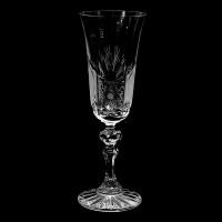 Кристална чаша за шампанско № 34121