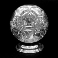 Кристална футболна топка на стойка № 31226833