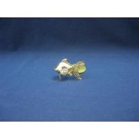 Позлатена фигура риба № 20315