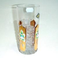 Позлатена кристална чаша за газирани напитки № 57112350 Продуктът временно е изчерпан!!!
