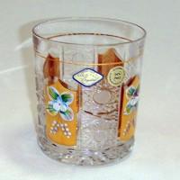 Позлатена кристална чаша за уиски № 57112320