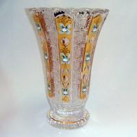 Позлатена кристална ваза № 57112355