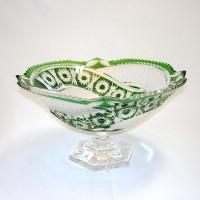 Зелена кристална фруктиера № 27575