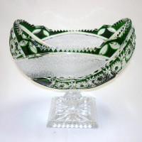 Зелена кристална гондола № 13476